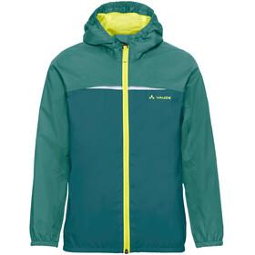 VAUDE Turaco Jacket Kids nickel green